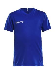 Bilde av Craft Squad t-skjorte blå JR