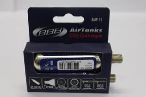 Bilde av BBB AirTanks CO2-patroner