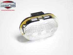 Bilde av BERG LED frontlys hvit