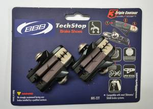 Bilde av BBB TechStop Brake Shoes