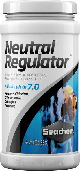 Bilde av Seachem Neutral Regulator - 250g
