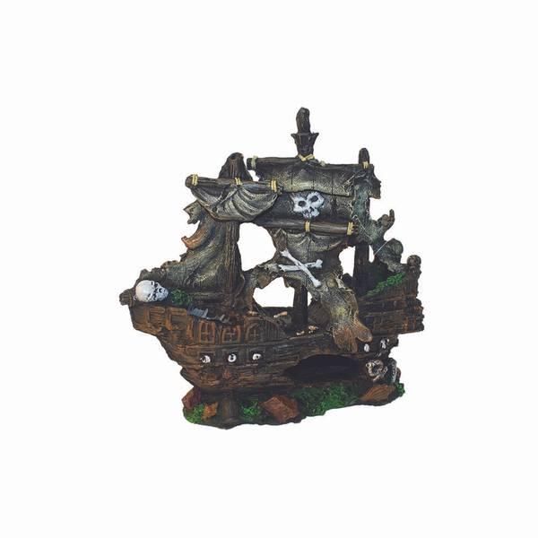 Bilde av Hugo Pirate Ship 23X10x23cm