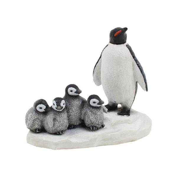 Bilde av Hugo Penguins 10X8cm