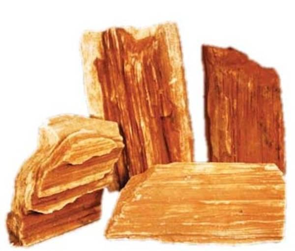 Bilde av Red Wood lines rock