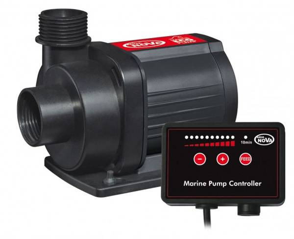 Bilde av  Aquarium pump m kontroller  12 000 L/H