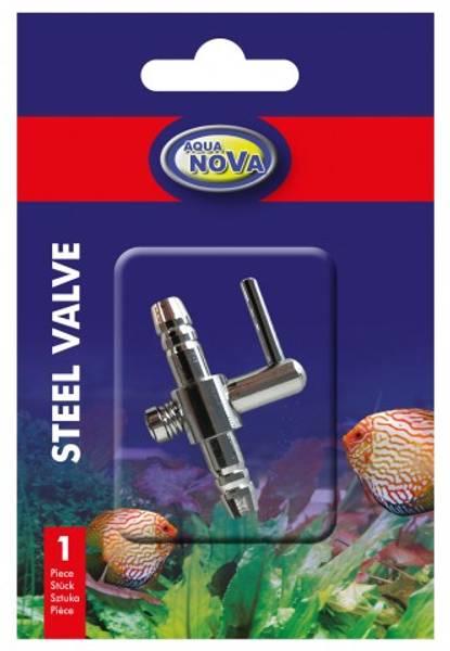 Bilde av Steel valve 1 output (1 way )