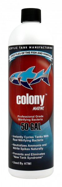 Bilde av  ATM Colony Nitrify Bacteria Marine16oz/473ml