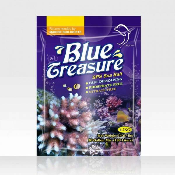 Bilde av Blue Treasure SPS salt 6,7kg