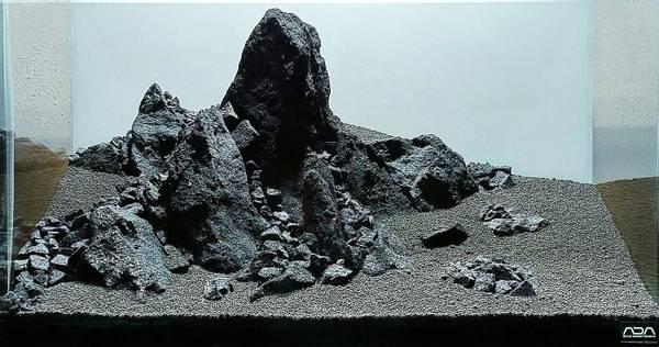 Bilde av Aquascaping Crater Rock
