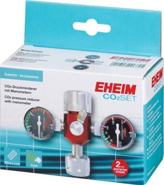 Bilde av EHEIM CO2 TRYCKREGULATOR M/ MANOMETER