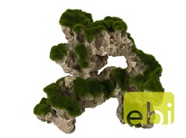 Bilde av Akv. Pynt  Moss Rock 1 26x13,5x24,5cm
