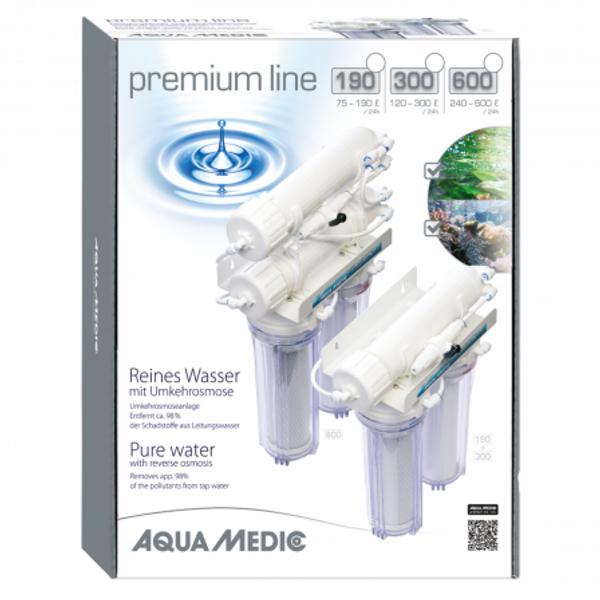 Bilde av OSMOSE PREMIUM LINE, 600 L/DAG.