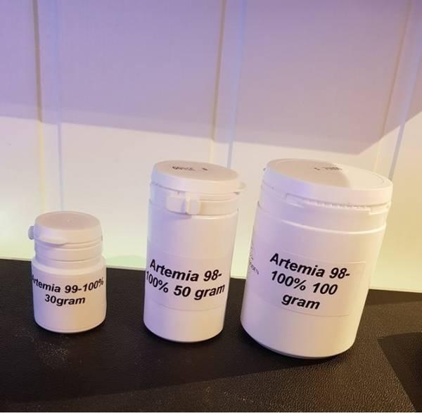 Bilde av Artemia 99-100% klekking 100gram