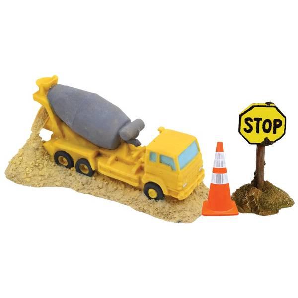 Bilde av Hugo Cement Truck, Cone & Stop Sign 3pk