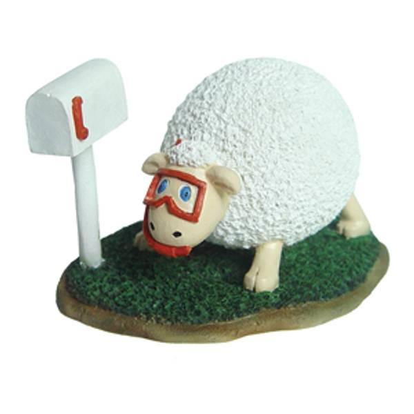 Bilde av Hugo Shaun The Sheep 12X9x7cm