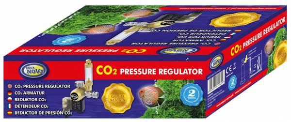 Bilde av  Co2 AQUA NOVA  Magnet ventil komplett