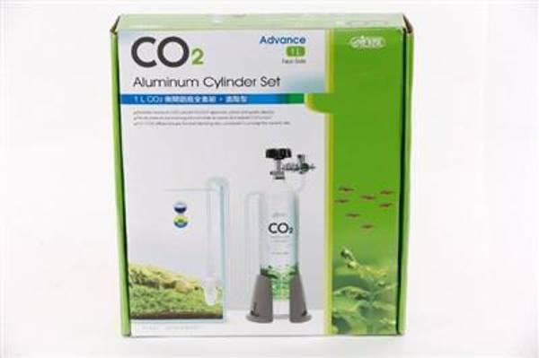 Bilde av CO2 SET 1 LTR. 850 G. ADVANCE