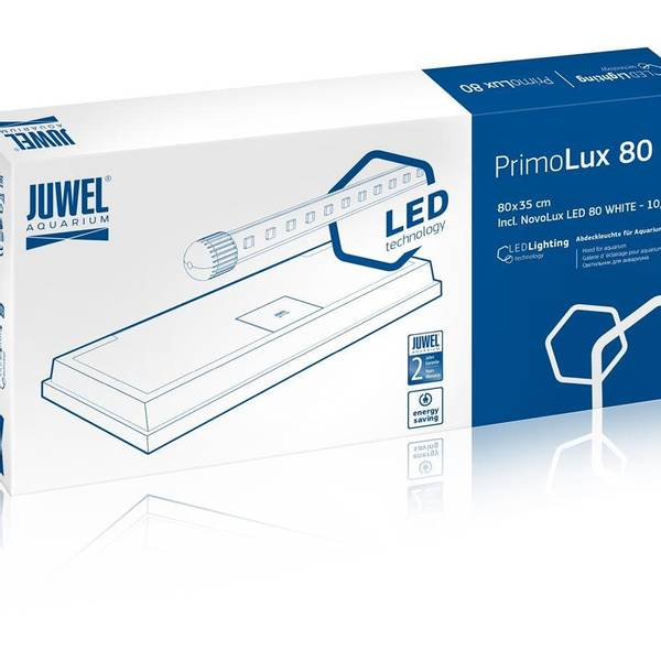 Bilde av Juwel primo 110 LED Armatur sort