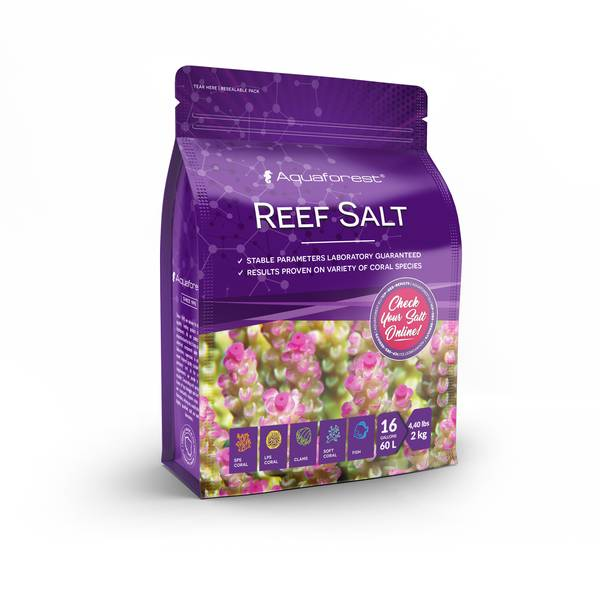 Bilde av Aquaforest Reef Salt 2 kg