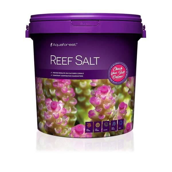 Bilde av Aquaforest Reef Salt 22 kg