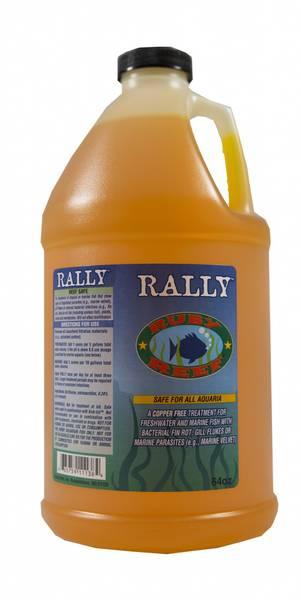 Bilde av  Rally Aquarium Water Treatment 2000ml
