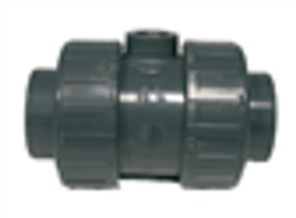 Bilde av tilbakeslags ventil pvc lim 32mm