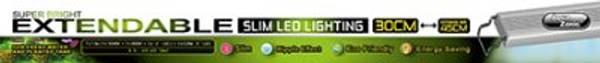 Bilde av SLIM LED ARMATUR 11.22W 30-45CM
