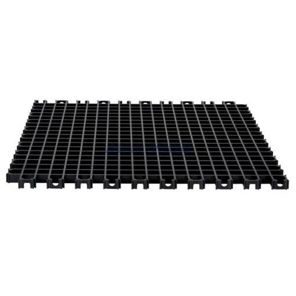 Bilde av Aqua Grid, black  30x30cm