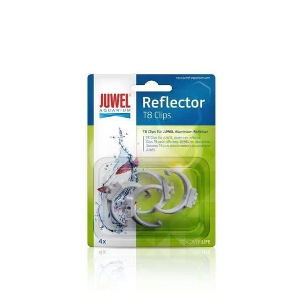 Bilde av Juwel Reflektor Clips HiFlex T8 gammel modell 4 pk