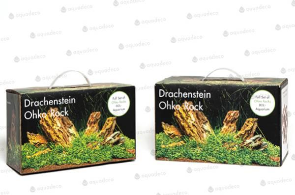 Bilde av Aquadeco rock box dragon stone 60L
