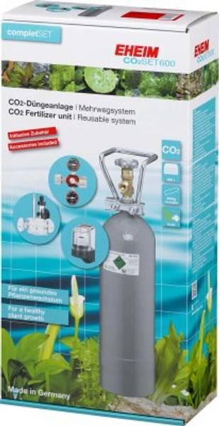 Bilde av EHEIM CO2 SET600 2000GR