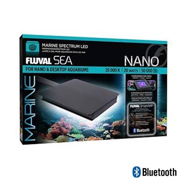 Bilde av FLUVAL NANO MARINE LED 20W 12.7x12.7CM