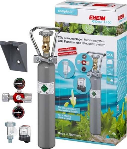Bilde av EHEIM CO2 SET400 500GR