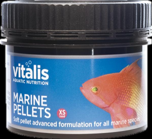Bilde av Vitalis Platinum Marine Pellets xs 60g