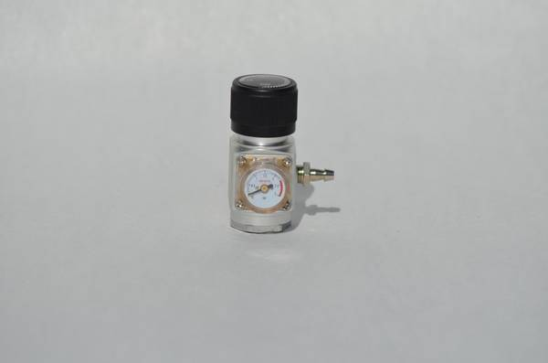 Bilde av CO2-Regulator til AGA/Sodastream flaske