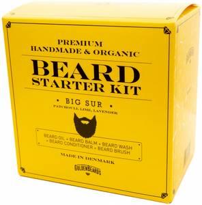Bilde av Golden Beards Starter Kit  Big Sur.