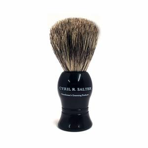 Bilde av Cyril R. Salter Pure Shaving Brush Ibenholdt.