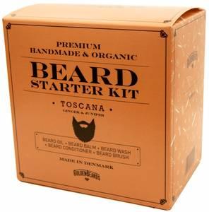Bilde av Golden Beards Starter Kit Toscana.