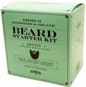 Bilde av Golden Beards Starter Kit Arctic.