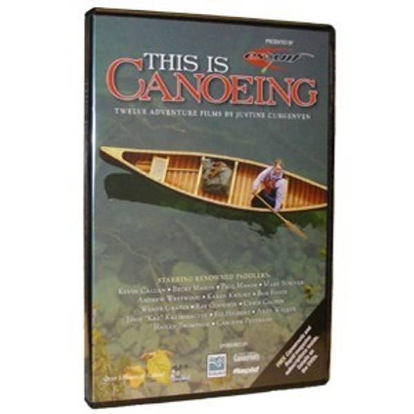 Bilde av This is Canoeing DVD