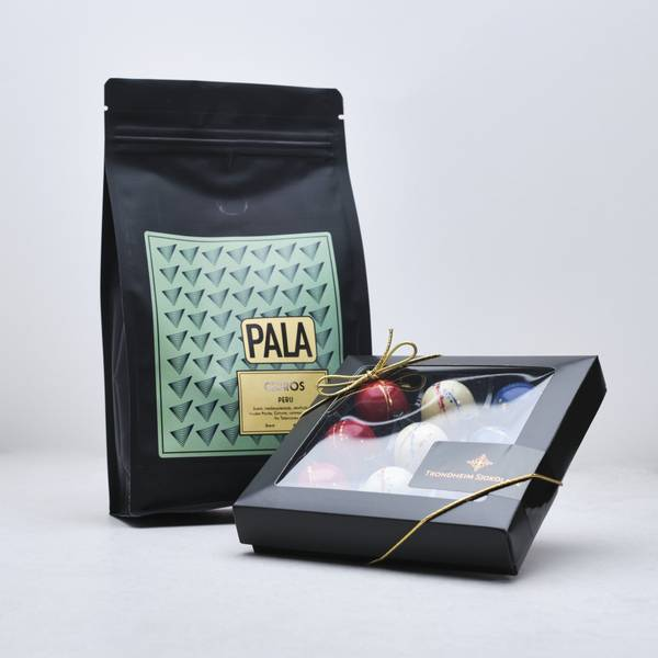 Bilde av Sjokolade- & Kaffepakke