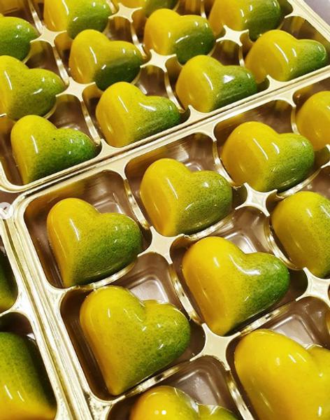 Bilde av Pasjonsfrukt & Lime