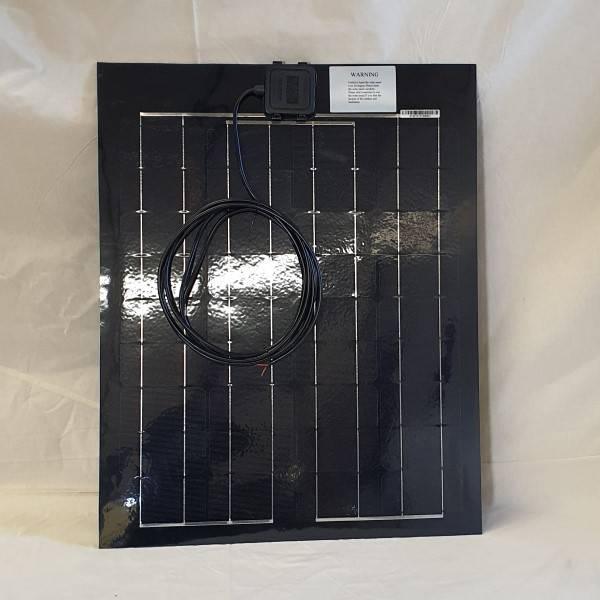 Bilde av 50Watt fleksibelt solcellepanel 57x71cm