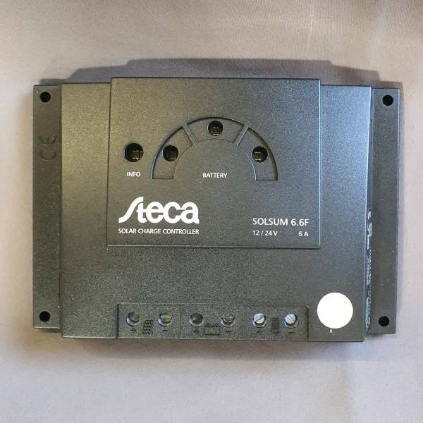 Bilde av Steca Solsum 6A regulator