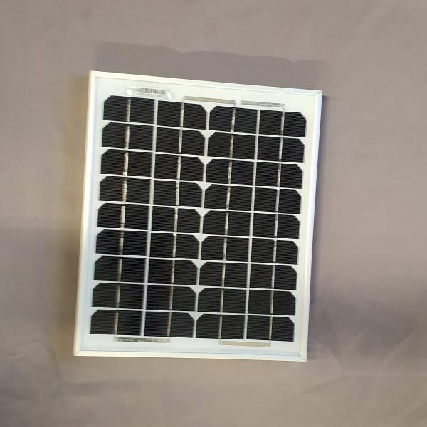 Bilde av Sunel 10W solcellepanel 29x35cm