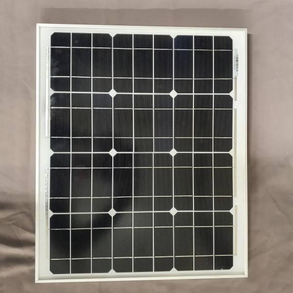 Bilde av 35W Sunel solcellepanel 45x54cm