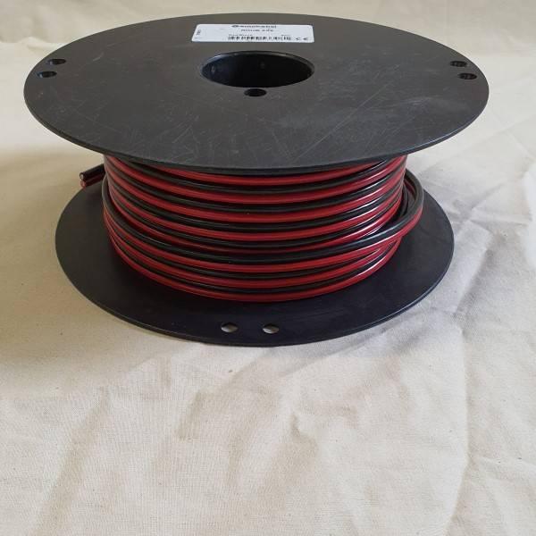 Bilde av Kabel 2x6mm2 rød-sort