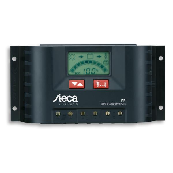 Bilde av Steca PR 1010 LCD 10A