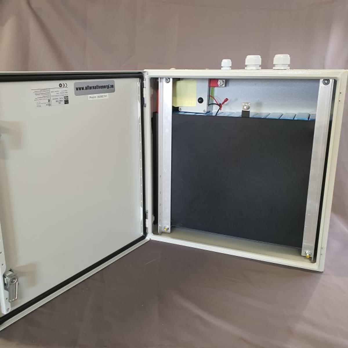 Komplett Kraftpakke 24V med 4kWh LITIUM batteri
