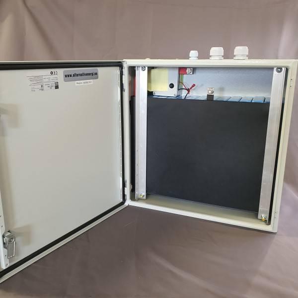 Bilde av Komplett Kraftpakke 24V med 4kWh LITIUM batteri